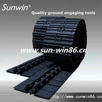 SUNWIN 2015 Hot Sales Engineering & Construction Machinery, Excavator Parts, Excavator Track Chain.