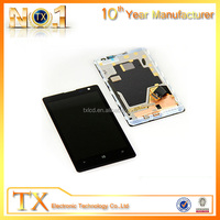 Original lcd with digitizer assembly for nokia lumia 1020 ,for nokia lumia 1020 lcd touch digitizer