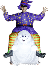 Inflable halloween costume party para adults--24526
