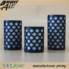 Solar LED light candles for wedding and church