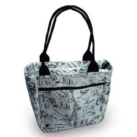 New Design Cheap Ladies Handbags,2013 Shenzhen Extra Large Designer Tote Bag with Long Handle