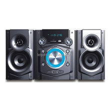 Computer multimedia home theater speaker 2.1 ch 20w with Bluetooth /USB/SD/FM/AUX/Mic(Model No.:LY-HT301)