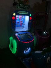 Cut fruit game machine with prize win