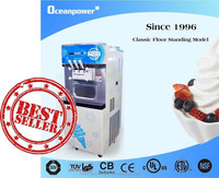 hot selling OP138CS Soft Ice Cream Machine in cheap price