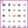 Factory Direct Sale Rhinestone 3d Metal Nail Decoration For Nail Art Accessories For Girls