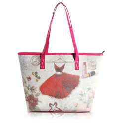 D32 wholesale custom design fashion women's bag with souvenir design