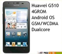 Huawei G510 4.5 inch MTK6517 3G mobile phone