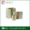 China Supplier Custom printed luxury paper shopping bag