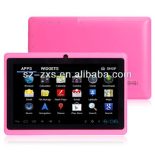 Zhixingsheng 7 inch mid android tablets factory direct ZXS-Q88
