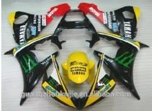 Motorcycle fairing kit