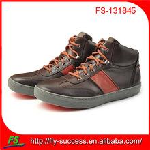 <span class=keywords><strong>alibaba</strong></span> italiano de cuero para hombre superior de alta <span class=keywords><strong>zapato</strong></span> casual