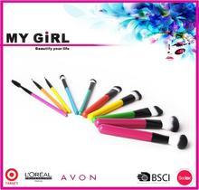2016 MY GIRL high quality make up brush