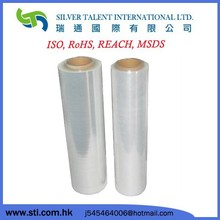 stretch film type and PE material pallet stretch film
