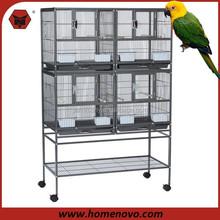 Deluxe criador gaiola de pássaro