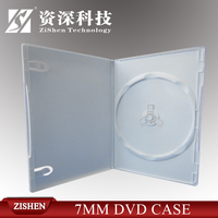 Plastic 7Mm Dvd Cover