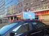 P6.67mm outdoor full color led display taxi top LED display