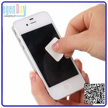 2015 OEM manufacturer microfiber sticky screen cleaner / hand phone screen cleaner