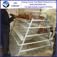 """china manufacturer """"A"""" type chicken cage for chicken coops farm"""