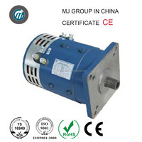 48VDC dc electric TRACTION motor for electric car/forklift truck