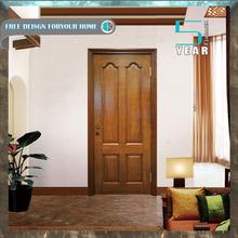 ที่มีคุณภาพต่ำราคาดีไม้ประตูบานเลื่อนประตูไม้ประตูไม้ที่เป็นของแข็ง