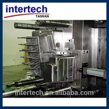 inyección de abs moulde de la industria moderna inyección personalizado fabricante de