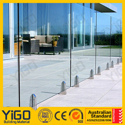 pool safety fencing/rectangular above ground swimming pool
