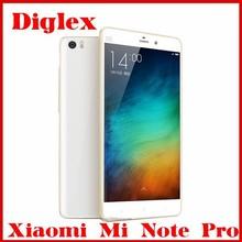 Xiaomi Mi Note Pro 4GB RAM 64GB ROM Android 5.0 4G LTE Mobile Phone 5.7 Inch Snapdragon 810 Octa Core 64bit 2560*1440 2K Screen