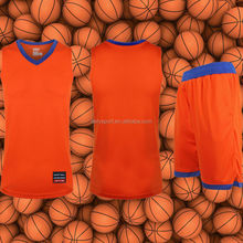 Dery good quality jersey basketball in 100% breathable fabric