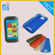Pudding Soft TPU Phone Case For BLU Dash JR 4.0 K D143K Cover International Shopping Online