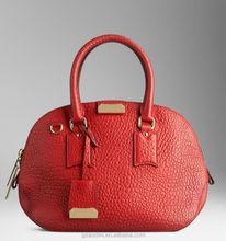 2014 Newest Fashion Style PU Leather Handbag For Ladies