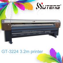GT 3.2 meter large format width Suton tarpaulin printer with epson dx-5 printhead