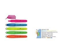 Modern best selling stationary promotional highlighter pen