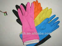 HOUSEHOLD LATEX GLOVES ,45G/PAIR