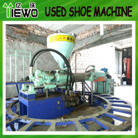 Used second hand pvc air blowing shoe machine ( KCL brand )