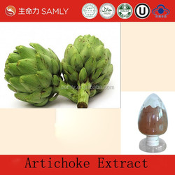 Pure Natural Artichoke Leaf Extract 2.5% - 5% Cynarin in bulk