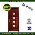 puerta de madera de lujo