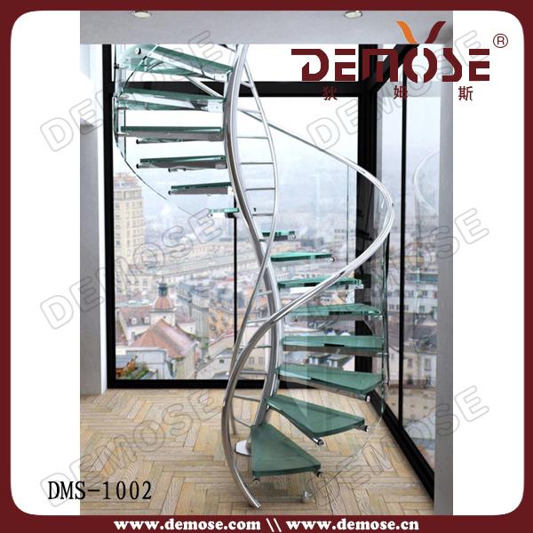 interior escalera caracol metalicas precios para casa pequeo
