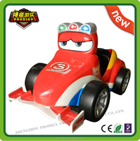 CE Coin operated Racing car kiddie rides