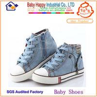 girl fashion canvas fabric sneakers 2014 kid shoe