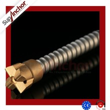 SupAnchor Dia 25mm R-Thread SDA hollow rock bolt