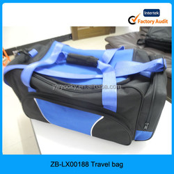 2015 China simple promotional cheap men travel luggage