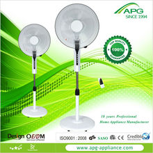 16 stand fan with LED light
