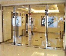 China made low price gas fire glass