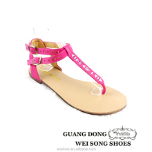 2015 high quality best price wholesale clip toe ankle strap slingback latest design sandal