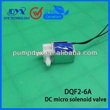 electroválvula de bajo voltaje miniatura DC6V/12V