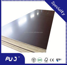 construction shuttering materials 15mm plastic formworks,18mm one side anti-slip film faced plywood,cheap film faced plywood