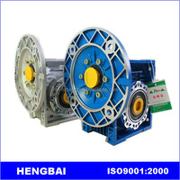China Manufacturer Worm Gear Reducer Small Transmission Gearbox