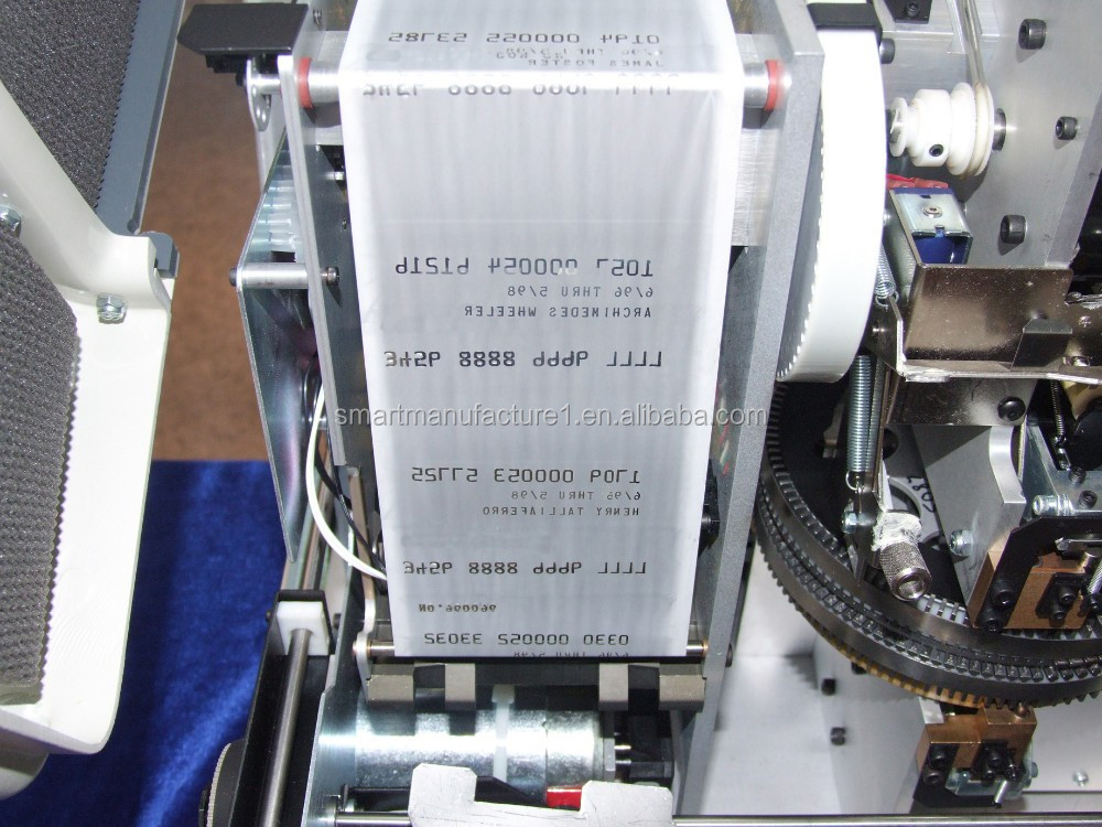 Embossing Machines For Card Making id Card Embossing Machine