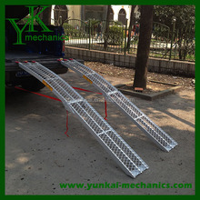 High quality aluminum portable car ramp, pet ramp, ramp for dog