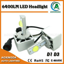 Luxury type long term lasting LED headlight D1S D3S